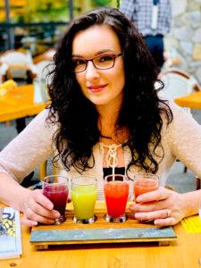 Katie Kishinevsky, Owner