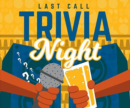 Wednesday Trivia Night